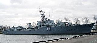 HMCS <i>Haida</i>