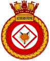 HMS Atherstone (M38) Badge.png