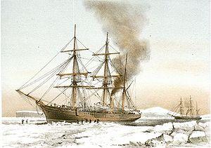 HMS Discovery (1874) - HMS Discovery