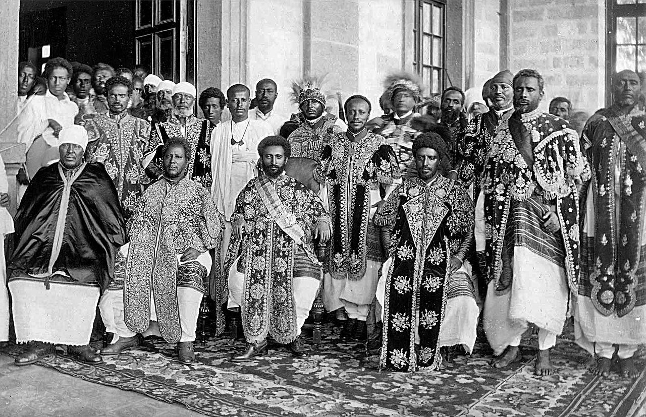 File:Haile Selassie and group.jpg - Wikimedia Commons