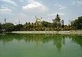 Haj House view from Public Gardens in Hyderabad 1.JPG