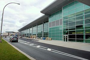 Transportation in Halifax, Nova Scotia - Halifax Stanfield International Airport