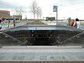 Hamburg - U-Bahnhof Überseequartier (13219296024).jpg