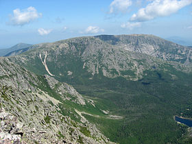 Hamlin Peak seen from Baxter Peak.jpg