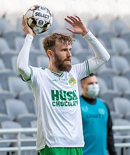 Simon Sandberg Swedish footballer (born 1994)