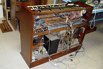 Van der Graaf Generator - Hugh Banton used a Hammond E-112 organ, modified with electronics, as a key ingredient of the band's early sound