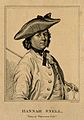 Hannah Snell, a woman who passed as a male soldier. Stipple Wellcome V0007233EL.jpg