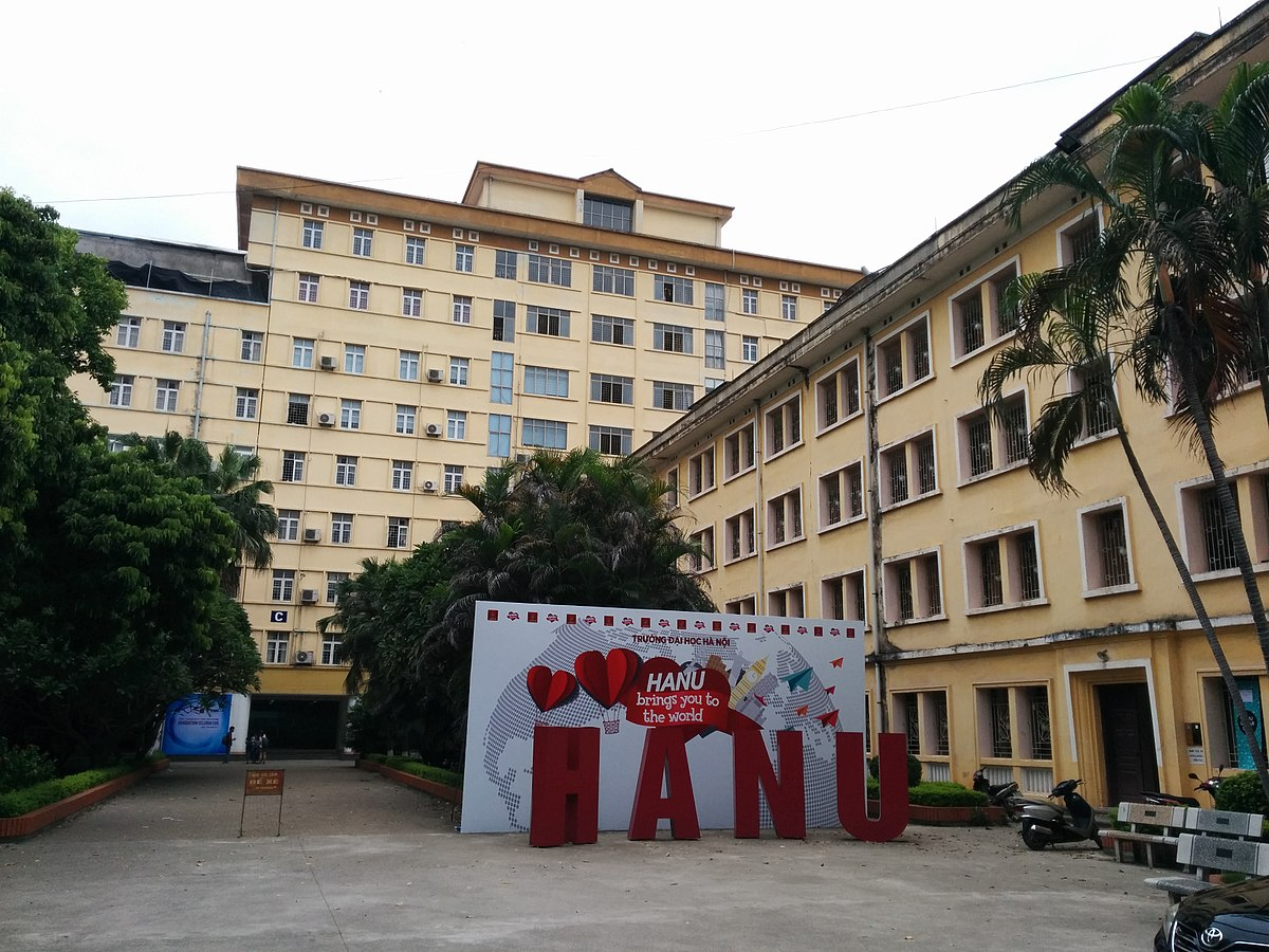 hanoi university wikipedia