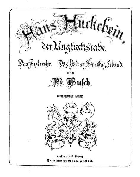 File:Hans Huckebein.djvu