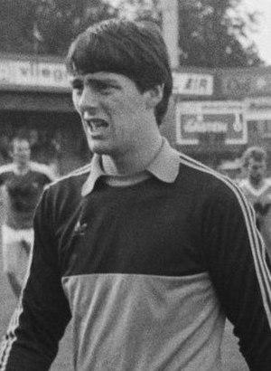 Hans de Koning - Hans de Koning in 1982