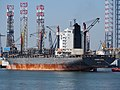 Hansa Asia (ship, 2012) IMO 9459400, Botlek, Port of Rotterdam pic3.JPG