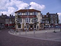 Harbour Inn, Lowestoft 13th June 2009.JPG