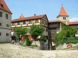 Harburg, Bavaria - Image: Harburg 4