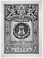 Harvard Union 1878 bookplate.jpg