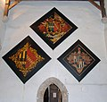 Hatchments in Horkstow Church - geograph.org.uk - 191466.jpg