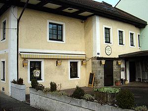 Alois Hitler - Gasthaus Wiesinger in February 2009