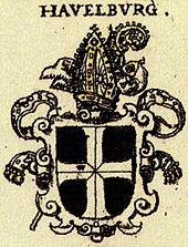 Wappen des Bistums Havelberg
