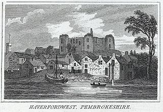 Haverfordwest, Pembrokeshire