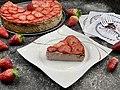 Healthy Strawberry Cheesecake - 49859075093.jpg