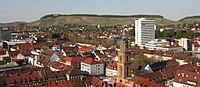 Heilbronn Blick vom Kiliansturm zum Wartberg 1 20080507.jpg