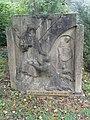 Heilig Land Stichting Rijksmonument 523633 Jezus en de Kananese vrouw, reli-art Piet Gerrits.JPG