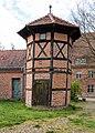Heiligengrabe, Kloster Stift zum Heiligengrabe, Taubenturm -- 2017 -- 0130.jpg