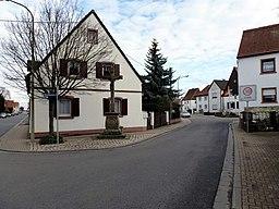 Kirchenweg in Römerberg