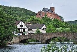 Heimbach Burg Hengebach (5)