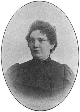 Helena Wilhelmina Antoinette van Ollefen - Onze Tooneelspelers (1899) (1)