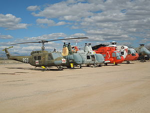 Helicopters at Pima Air & Space Museum.JPG