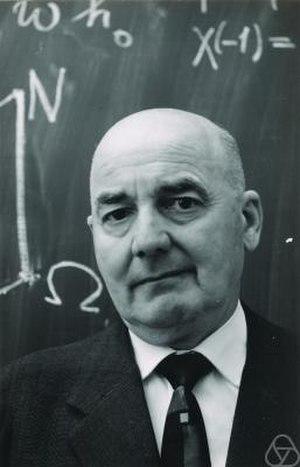 Helmut Hasse - Image: Helmut Hasse