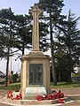 Hendon War Memorial, Watford Way, London NW4 - geograph.org.uk - 404504.jpg