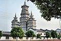 Hengdian- Three Religious Temple-China - panoramio.jpg