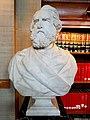 Henry Wadsworth Longfellow by Samuel James Kitson, c. 1879, marble - Boston Public Library - Boston, MA - 20180602 134354.jpg