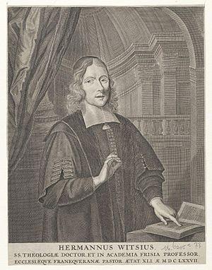 Hermann Witsius - Hermann Witsius