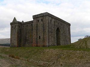 Redcap - Hermitage Castle, home of Robin Redcap