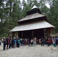Hidimba Devi Temple - South Facade - Manali 2014-05-11 2658-2659.TIF
