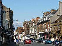 High Street, Shaftesbury - geograph.org.uk - 1440129.jpg