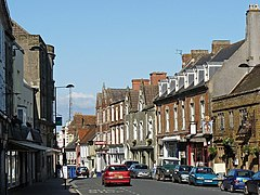 High Street, Shaftesbury - geograph.org.uk - 1440129.jpg