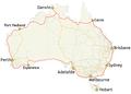 Highway 1 (Australia) map.png