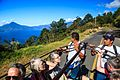 Hike down from the east rim to Lake Atitlan-pickup ride to the trailhead (6996007939).jpg