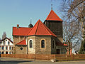 Hildesheim-Drispenstedt Kirche Nikolaus.JPG