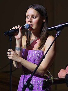 Lindsey performing at the 2011 ASCAP concert[1]