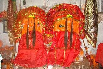 Hinglajgarh - The Hinglaj goddess