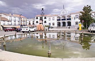 Hinojosa del Duque - Image: Hinojosa Ayuntamiento