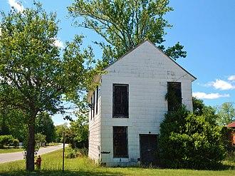 Omaha, Georgia - Image: Hiram Masonic Lodge (c. 1840s) (Omaha, GA)