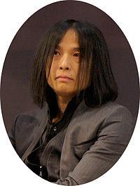 Hitonari Tsuji salon du Livre 2012.jpg
