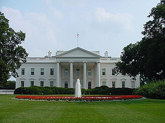 Index of Washington, D.C.–related articles - The White House