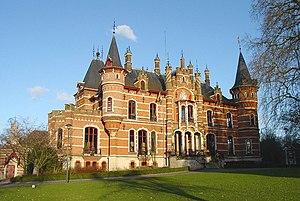 Hoeilaart - Image: Hoeilaart Gemeentehuis