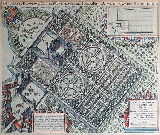 Hof te Honsholerdijk (17e eeuw)